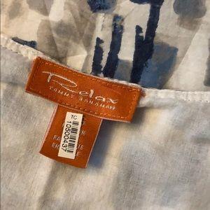 Tommy Bahama Dresses - Tommy Bahama Relax Drawstring cinch  waist